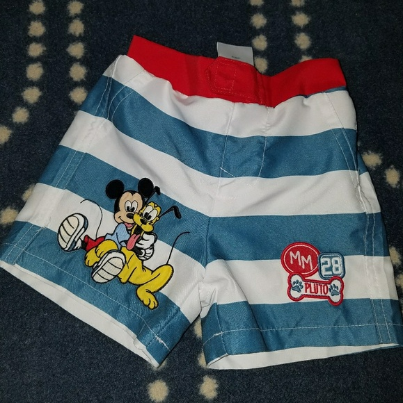 d38a3ea903 Disney Swim | Baby Trunks | Poshmark